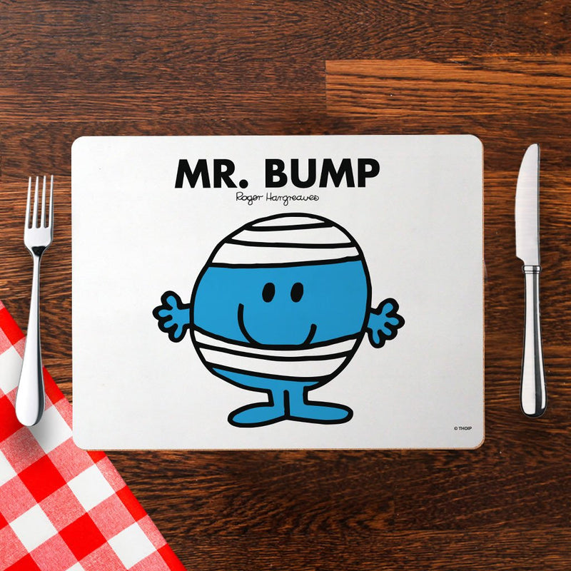 Mr. Bump Cork Placemat (Lifestyle)
