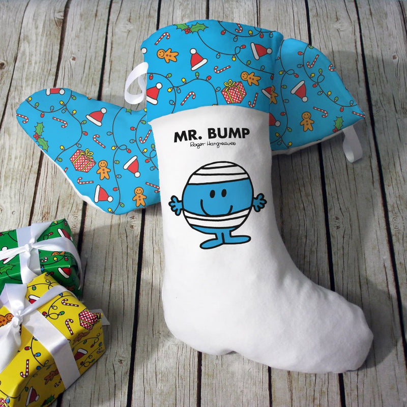 Mr. Bump Christmas Stocking (Lifestyle)