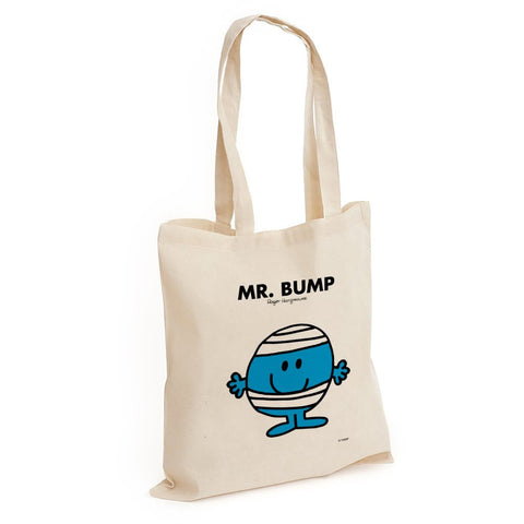 Mr. Bump Long Handled Tote Bag