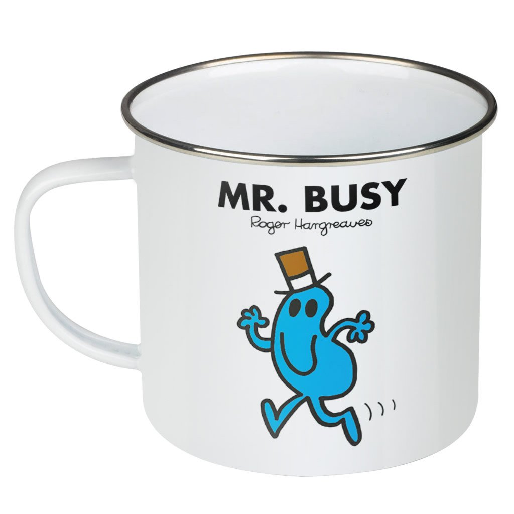 Mr. Busy Children's Mug
