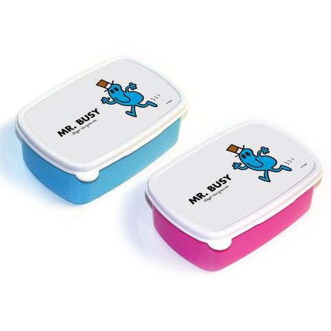 Mr. Busy Lunchbox