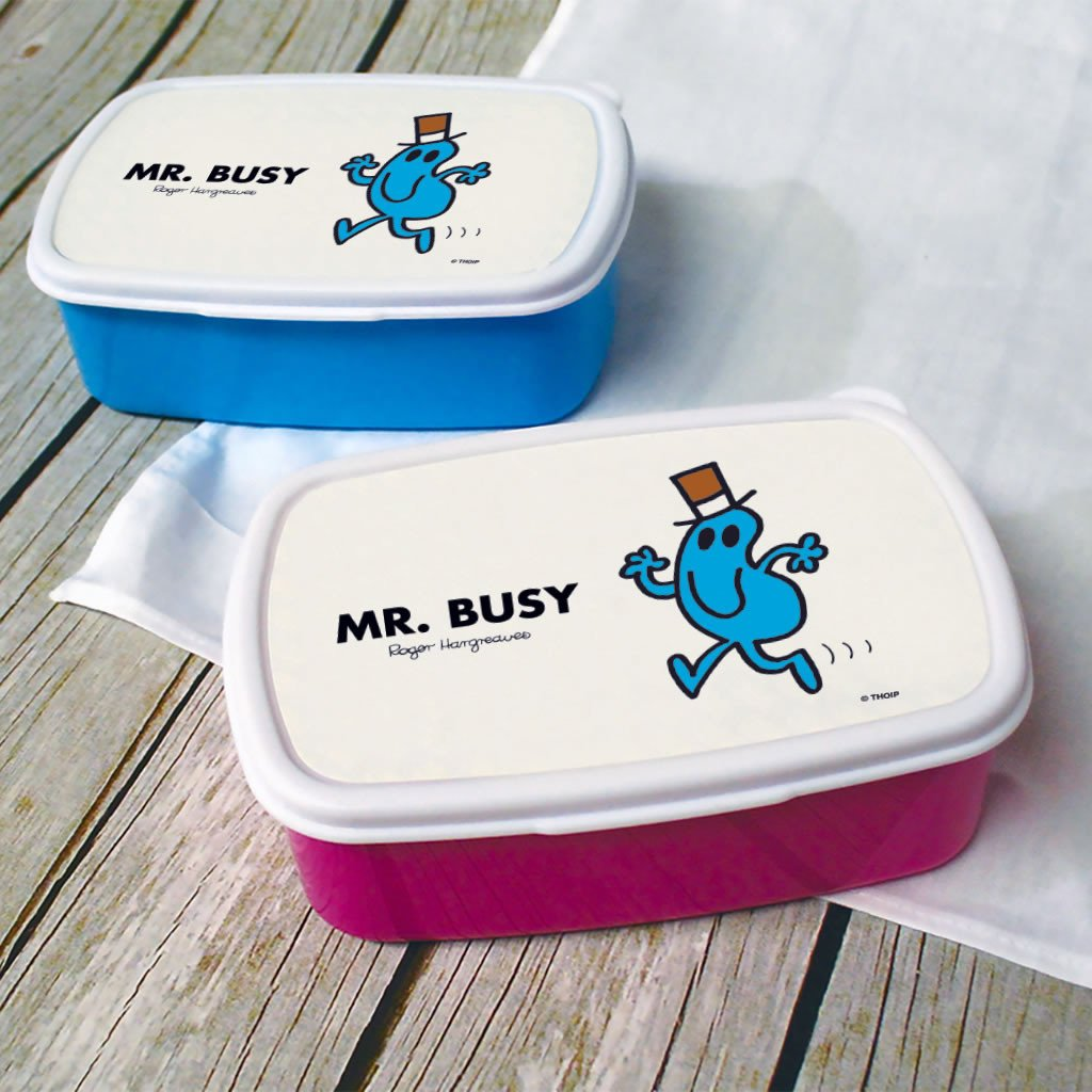 Mr. Busy Lunchbox (Lifestyle)