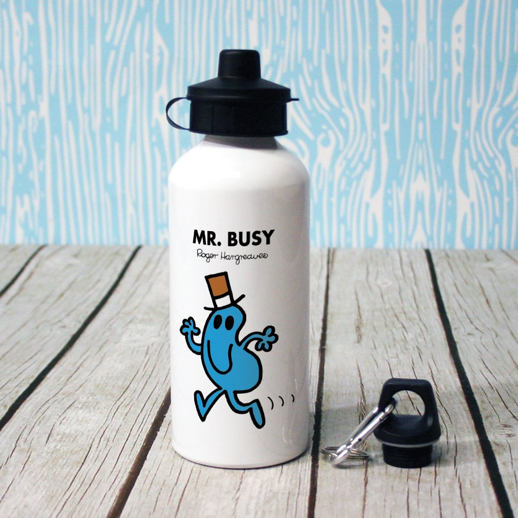 Mr. Busy Water Bottle (Lifestyle)