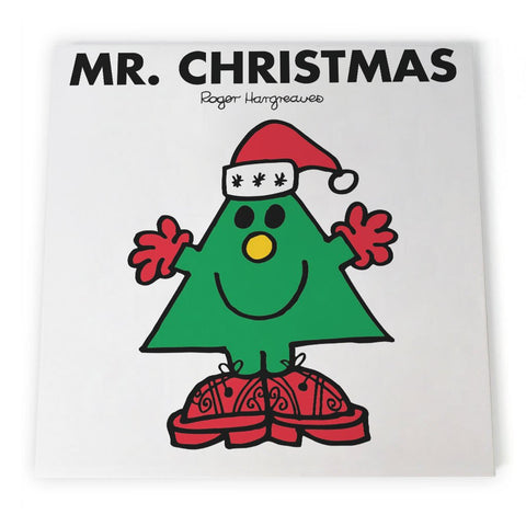 Mr. Christmas Canvas