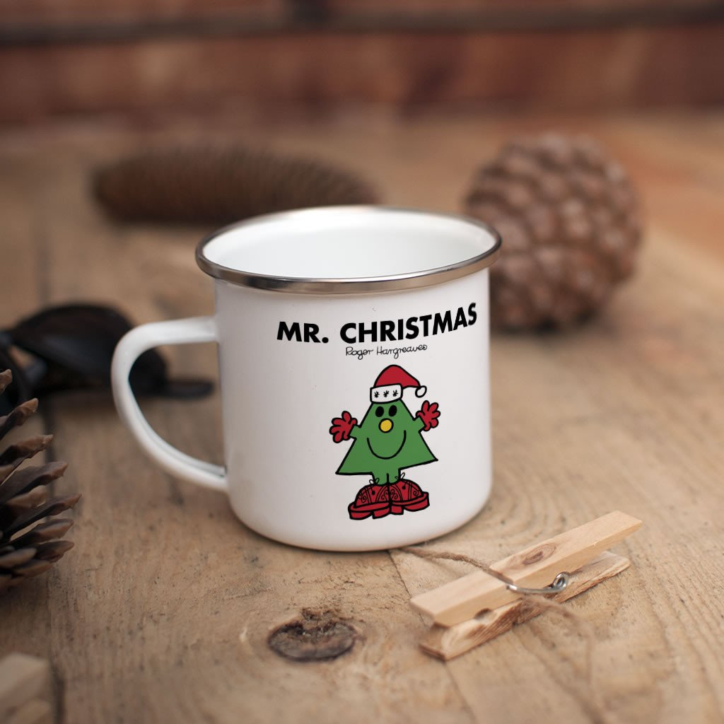 Mr. Christmas Children's Mug (Lifestyle)