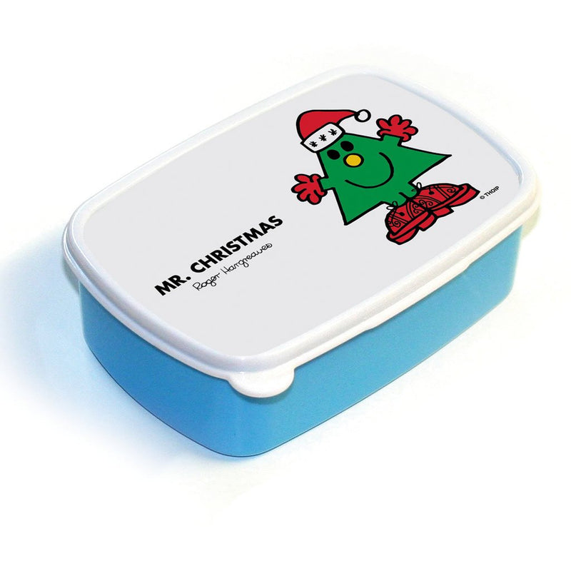 Mr. Christmas Lunchbox (Blue)