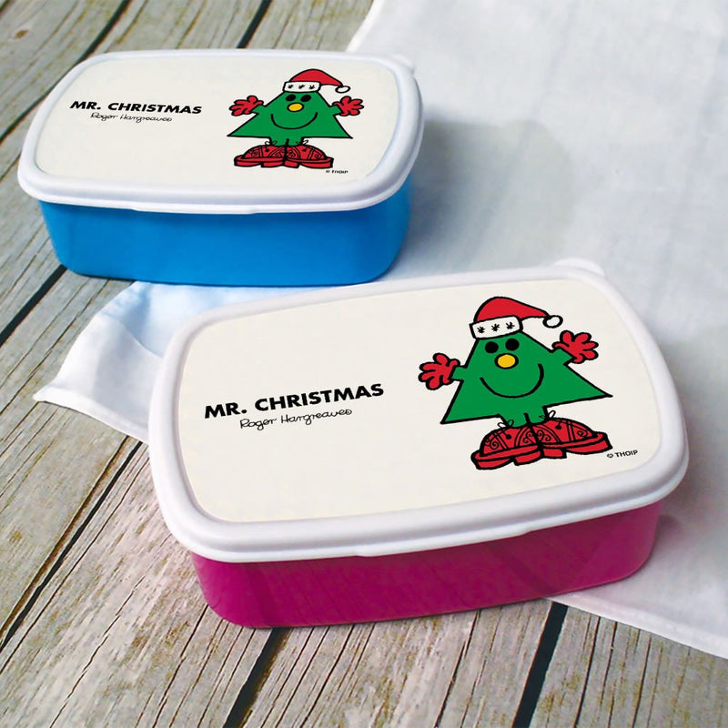 Mr. Christmas Lunchbox (Lifestyle)
