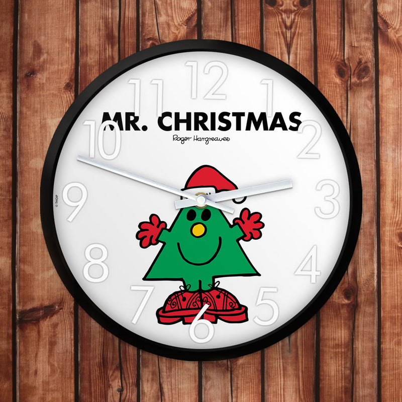 Mr. Christmas Personalised Clock (Lifestyle)