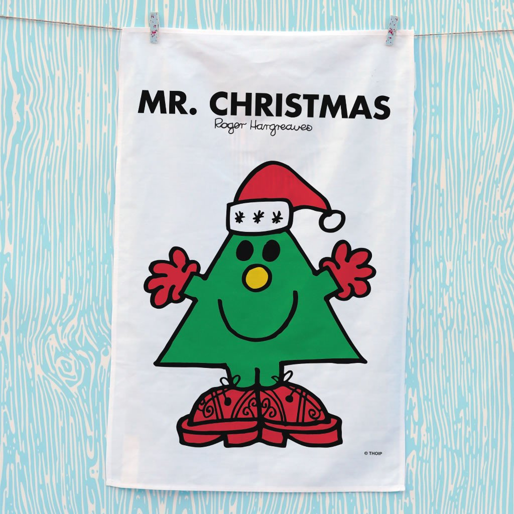 Mr. Christmas Tea Towel (Lifestyle)