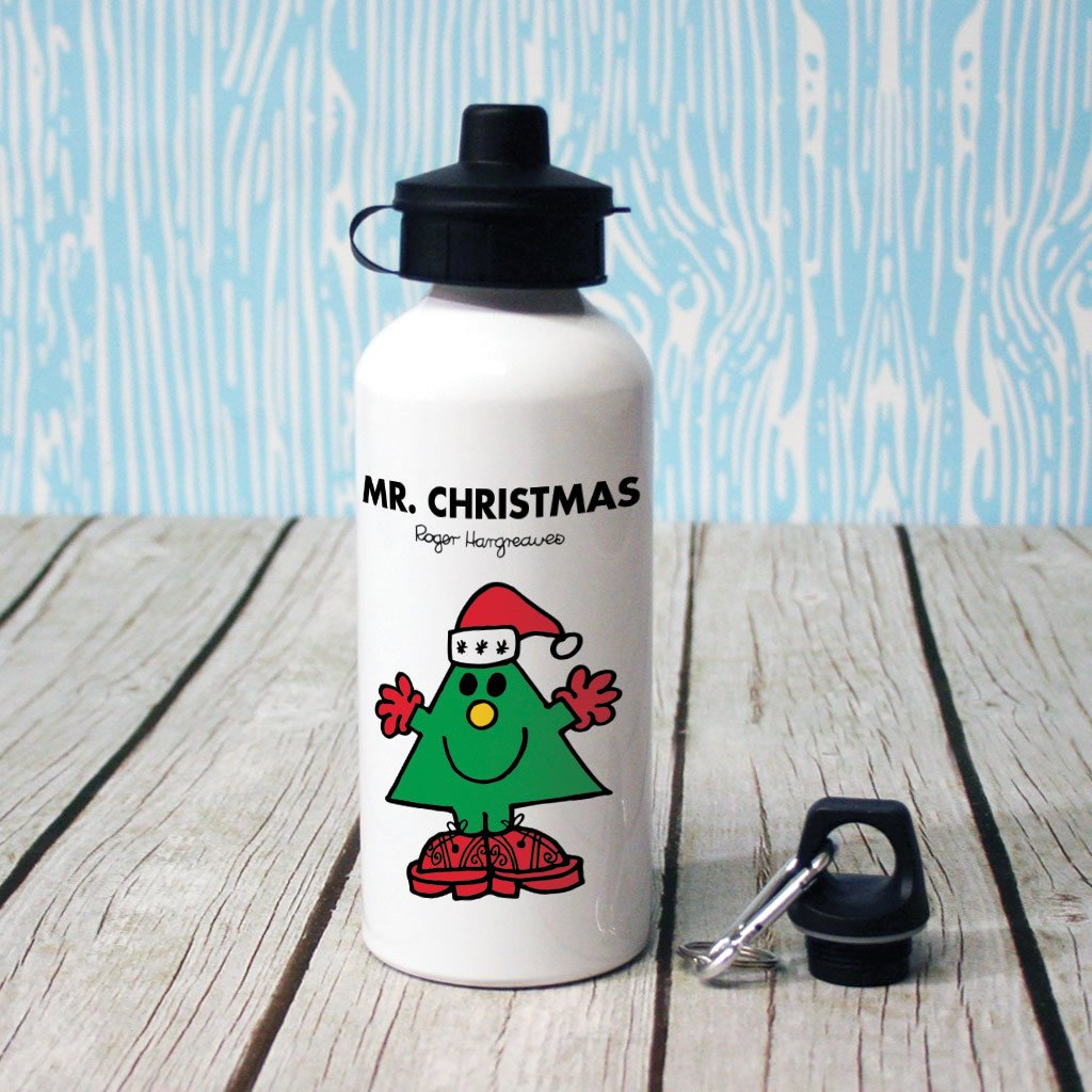 Mr. Christmas Water Bottle (Lifestyle)