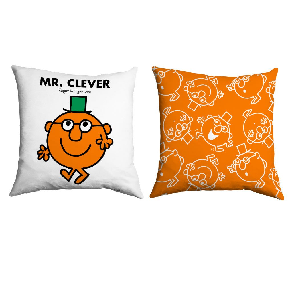Mr. Clever Micro Fibre Cushion