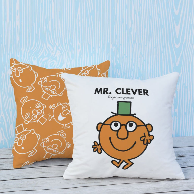 Mr. Clever Micro Fibre Cushion (Lifestyle)