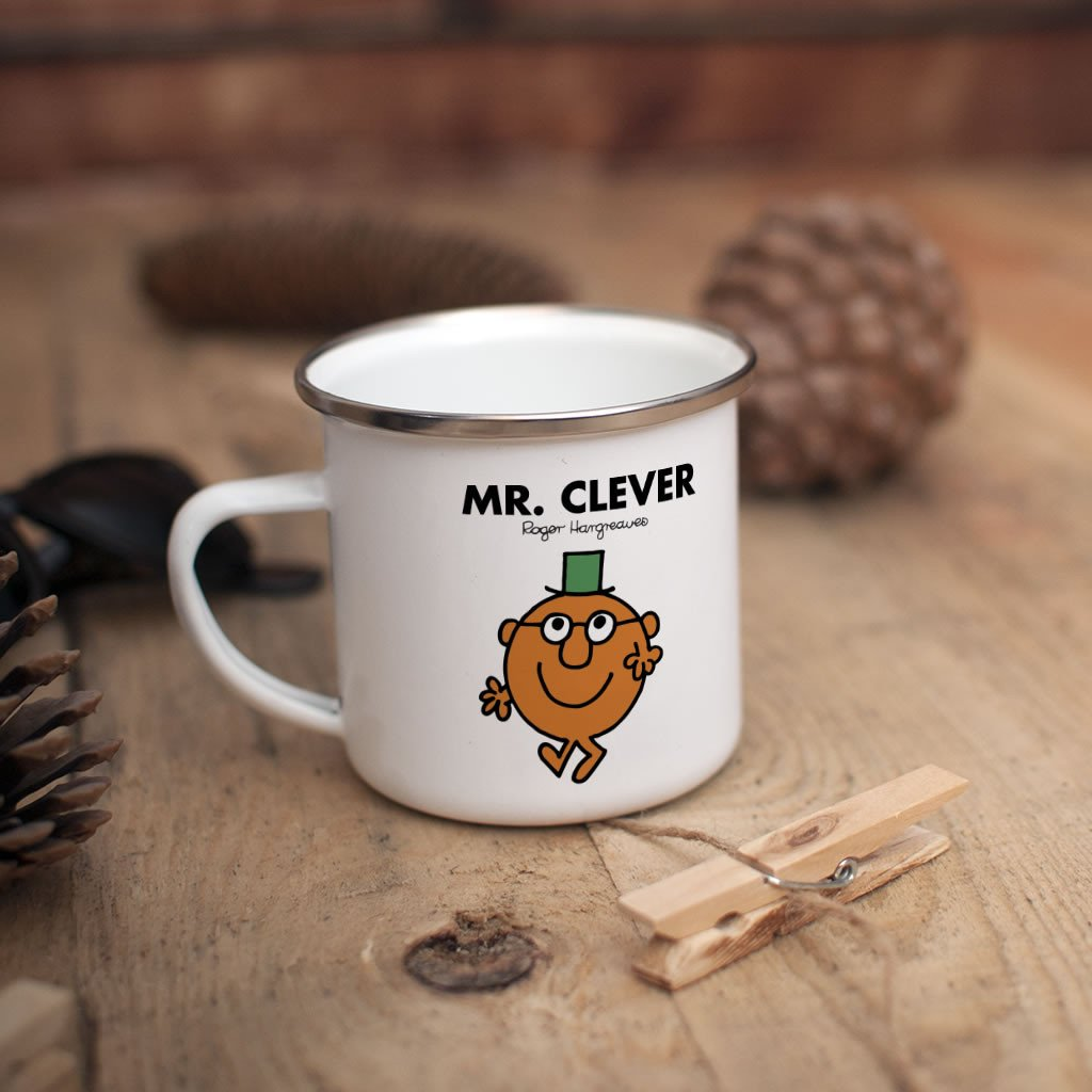 Mr. Clever Children's Mug (Lifestyle)