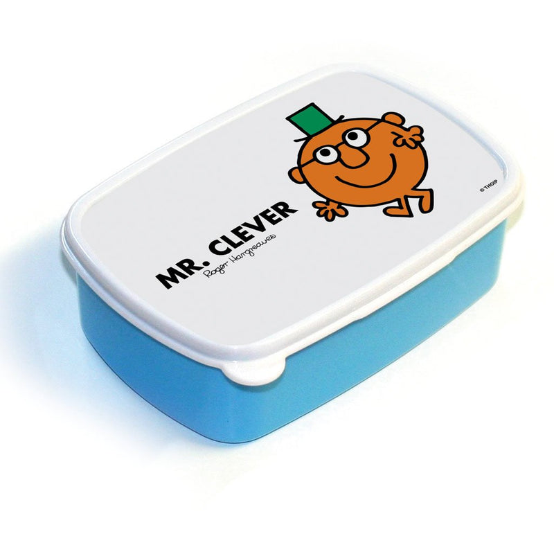 Mr. Clever Lunchbox (Blue)