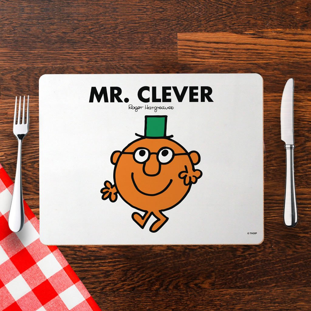 Mr. Clever Cork Placemat (Lifestyle)