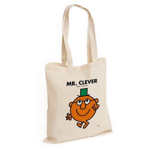 Mr. Clever Long Handled Tote Bag