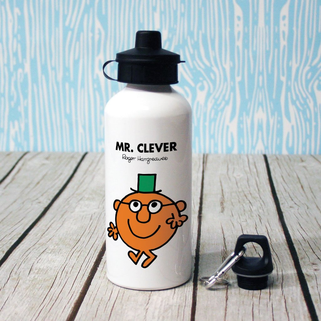 Mr. Clever Water Bottle (Lifestyle)