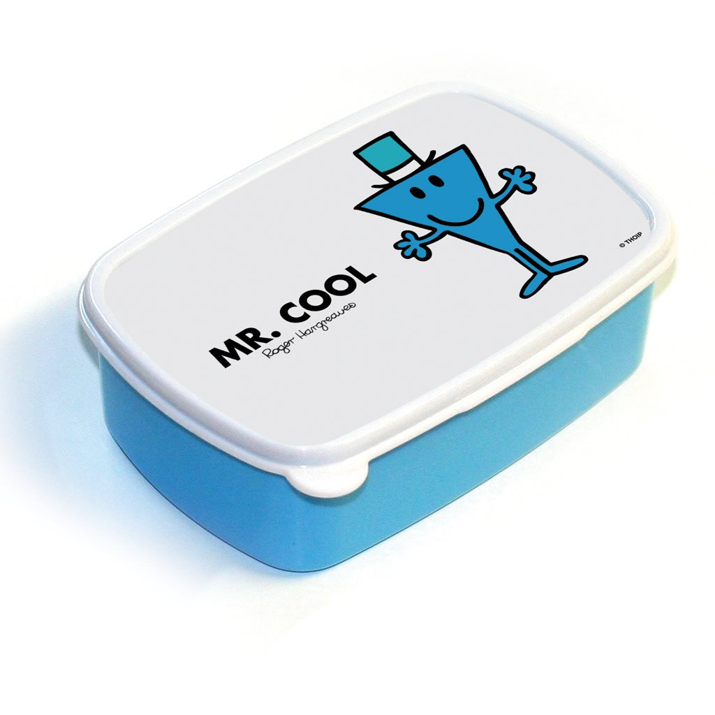 Mr. Cool Lunchbox (Blue)