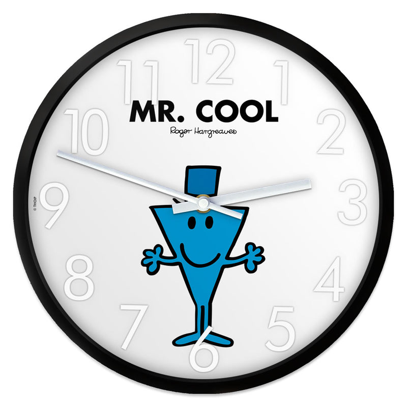 Mr. Cool Personalised Clock