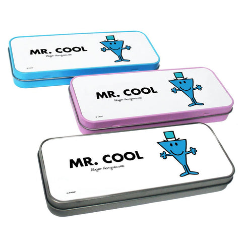 Mr. Cool Pencil Case Tin