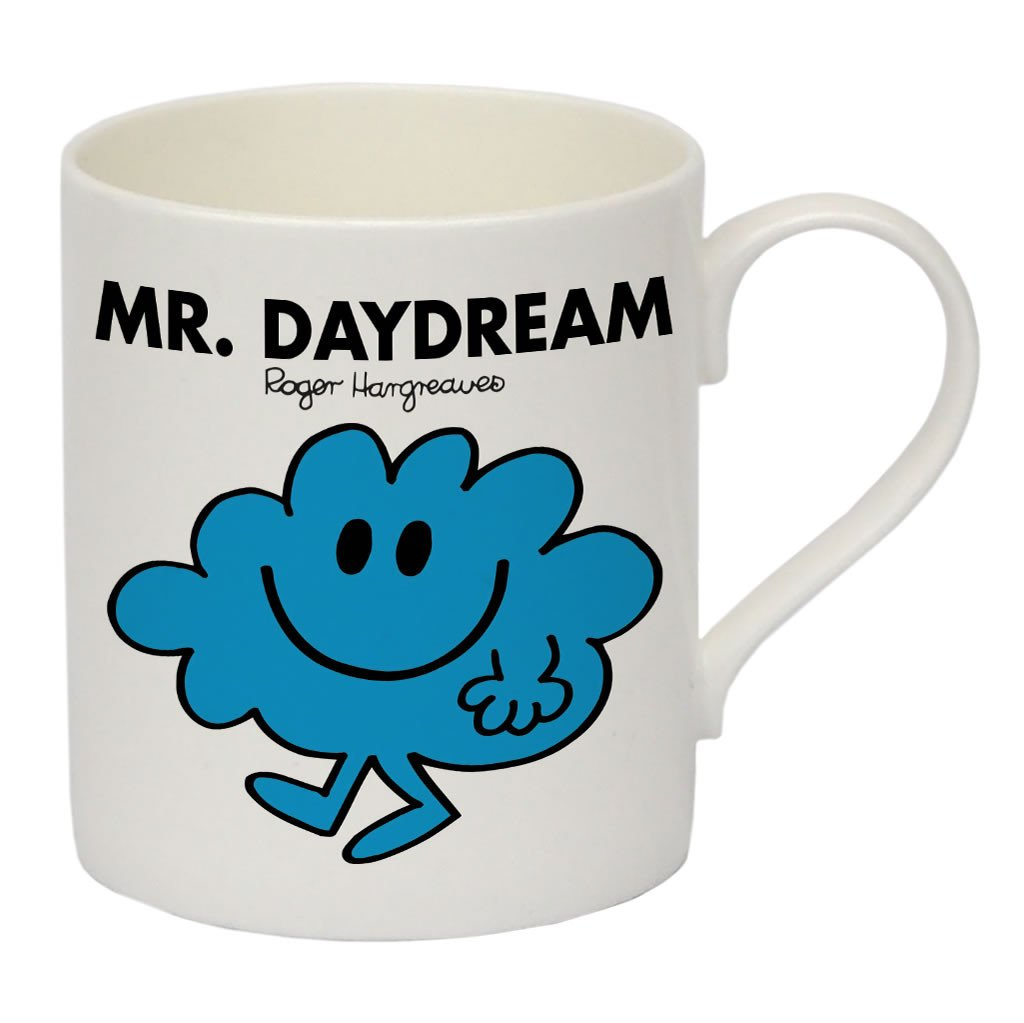 Mr. Daydream Bone China Mug