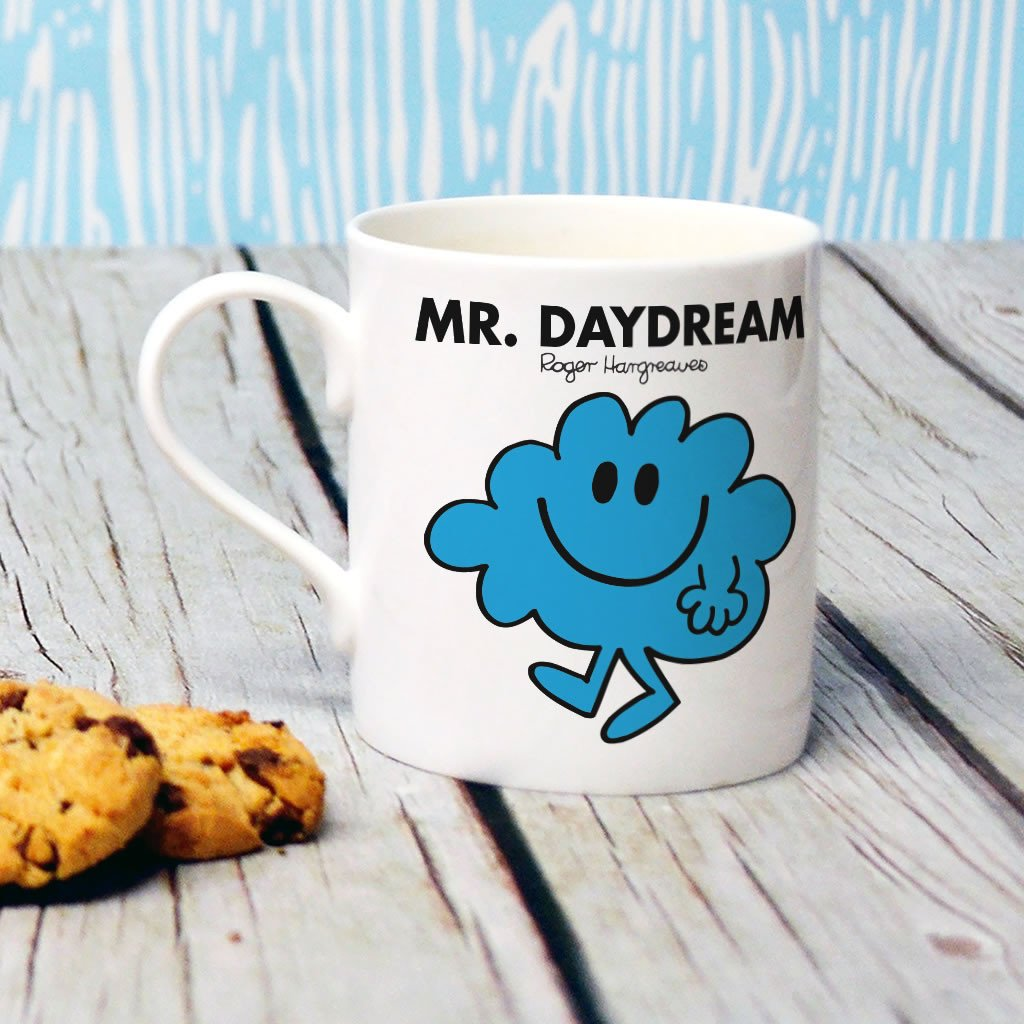 Mr. Daydream Bone China Mug (Lifestyle)