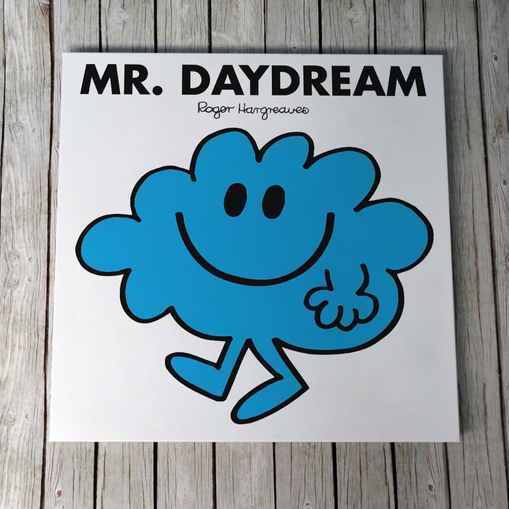 Mr. Daydream Canvas (Lifestyle)