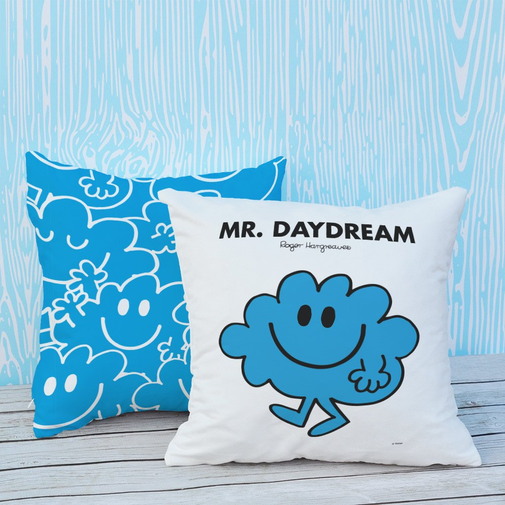 Mr. Daydream Micro Fibre Cushion (Lifestyle)