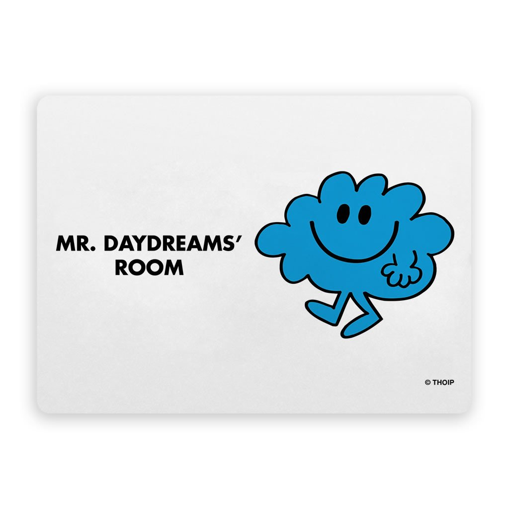 Mr. Daydream Door Plaque