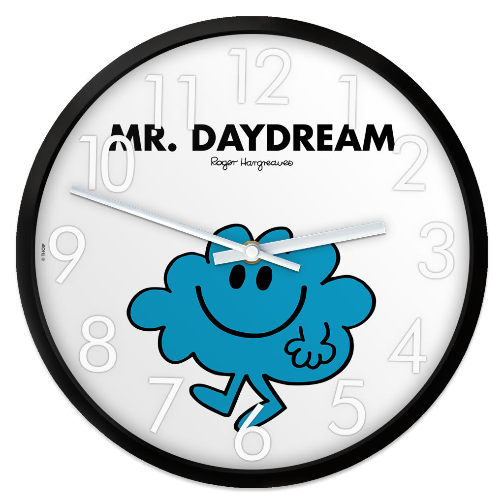 Mr. Daydream Personalised Clock