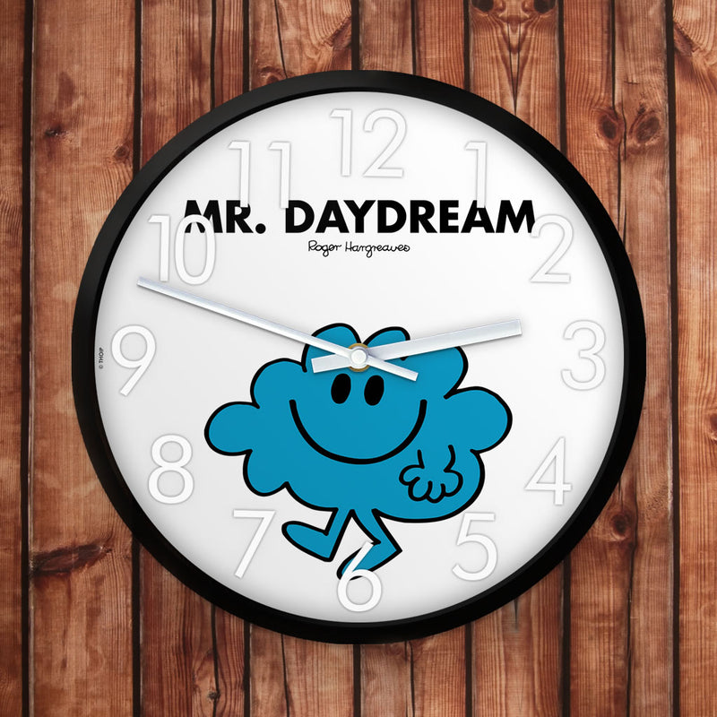 Mr. Daydream Personalised Clock (Lifestyle)