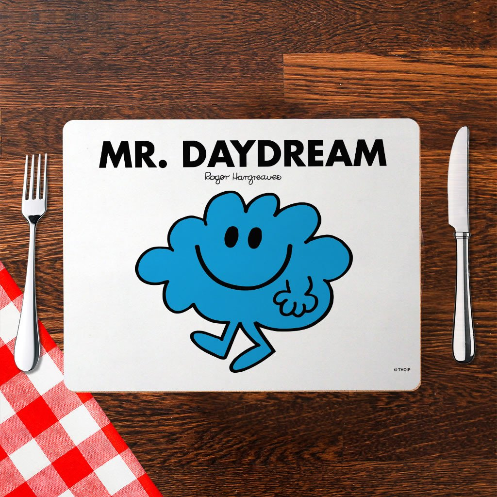 Mr. Daydream Cork Placemat (Lifestyle)