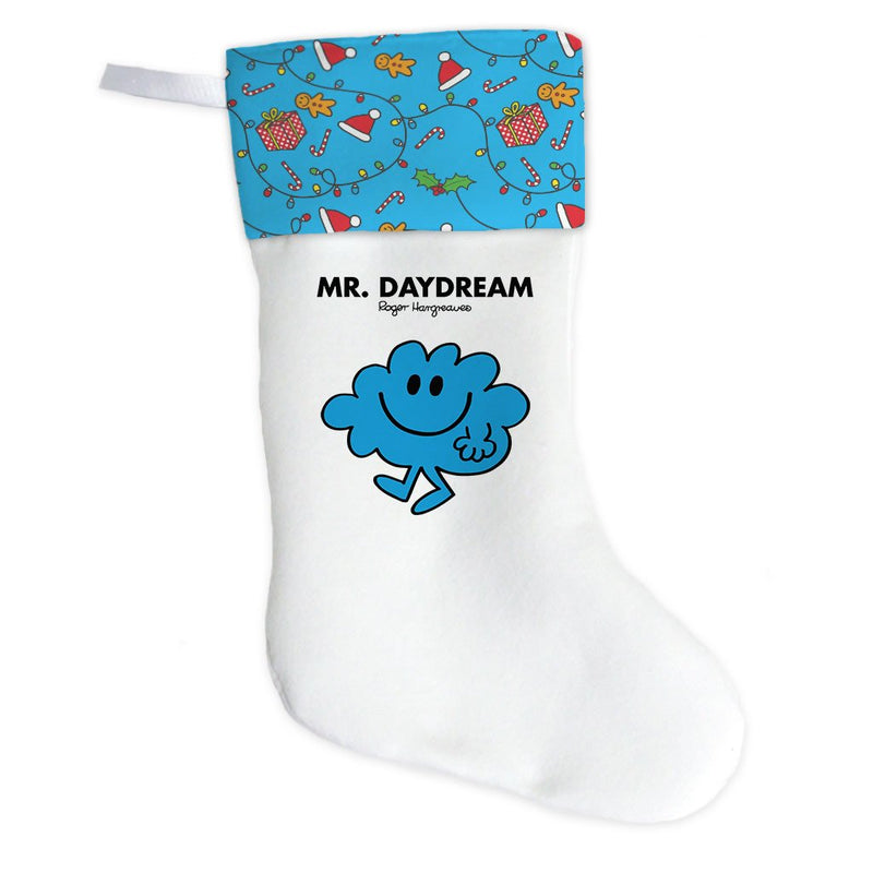 Mr. Daydream Christmas Stocking (Front)