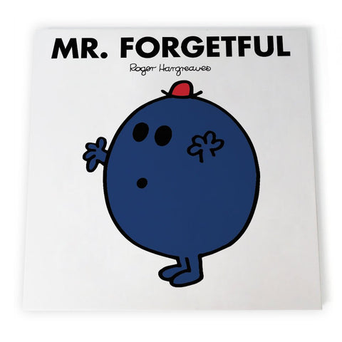 Mr. Forgetful Canvas