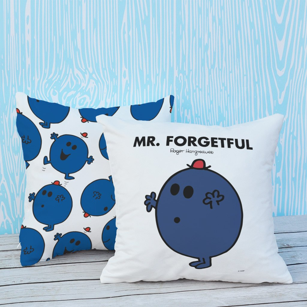 Mr. Forgetful Micro Fibre Cushion (Lifestyle)