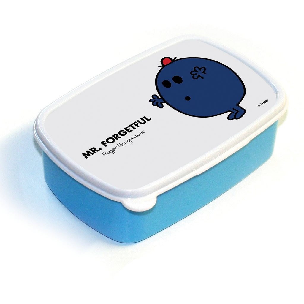 Mr. Forgetful Lunchbox (Blue)