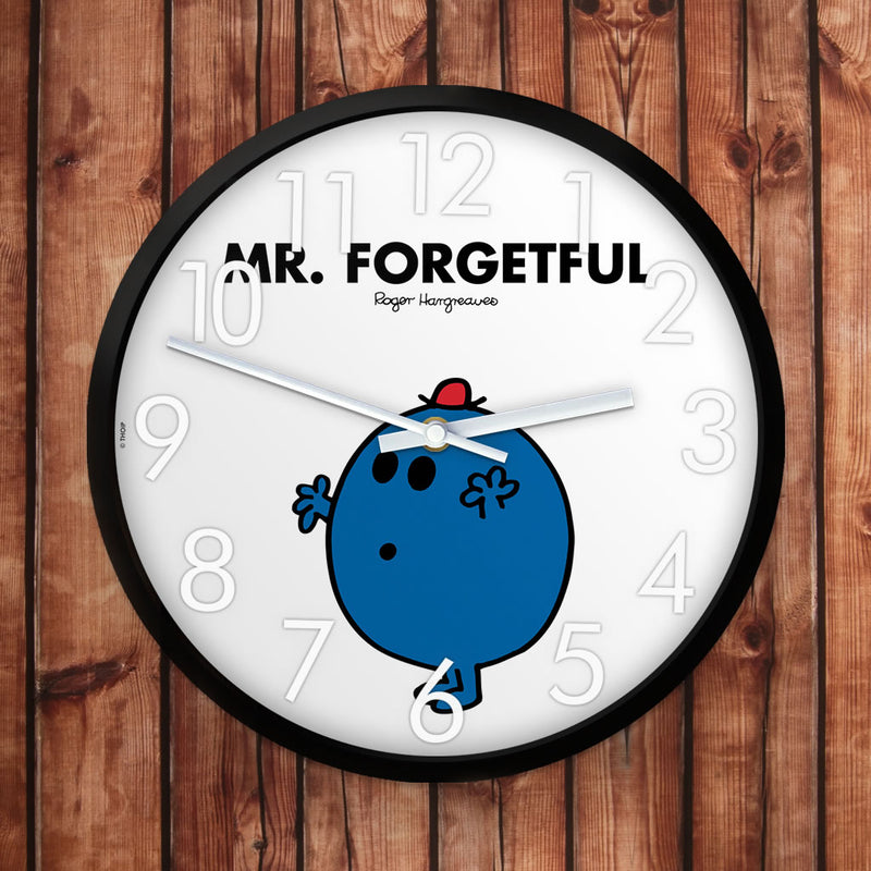 Mr. Forgetful Personalised Clock (Lifestyle)
