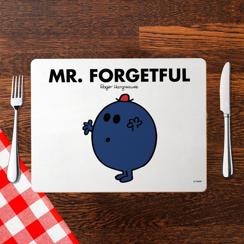 Mr. Forgetful Cork Placemat (Lifestyle)