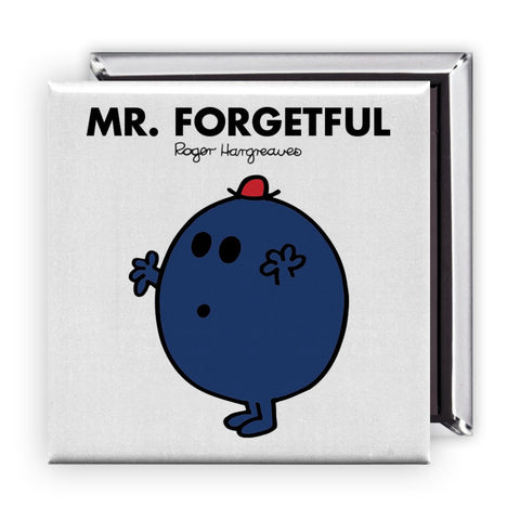 Mr. Forgetful Square Magnet