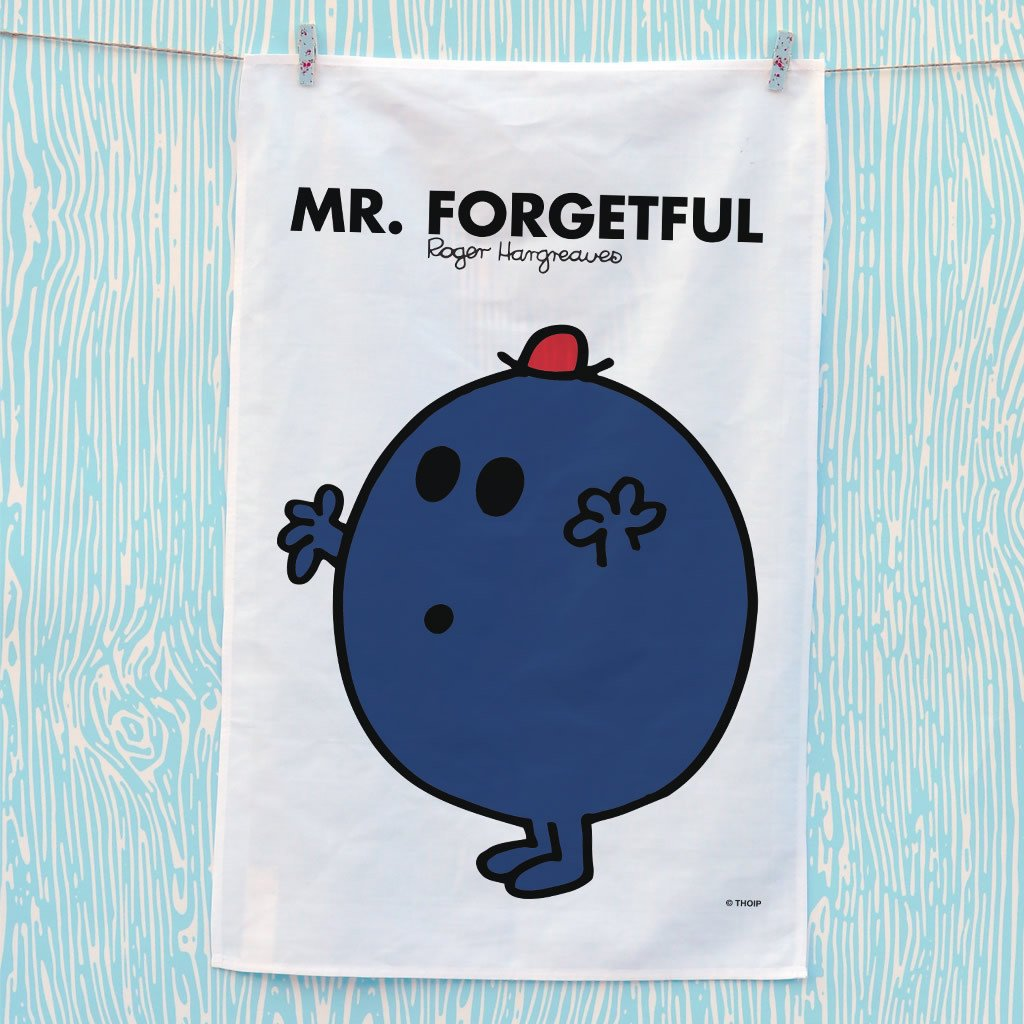 Mr. Forgetful Tea Towel (Lifestyle)