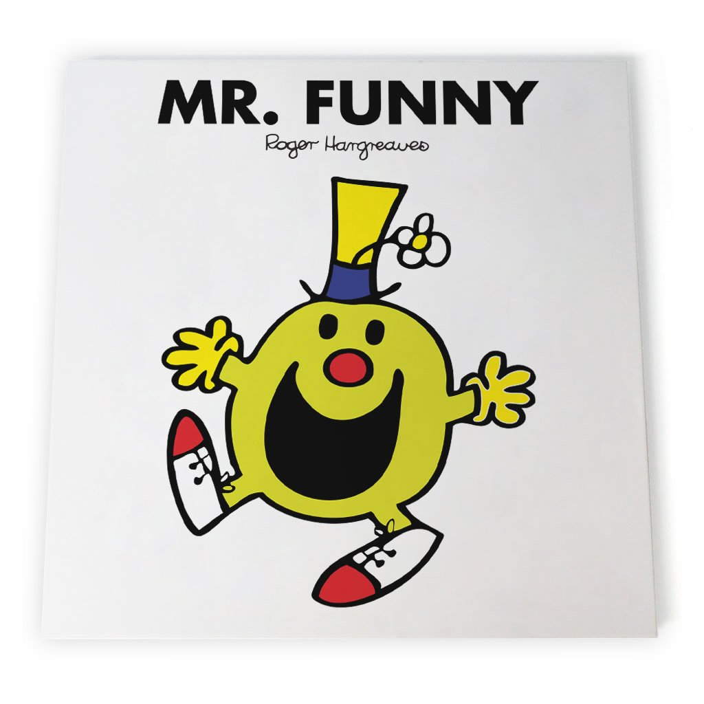 Mr. Funny Canvas