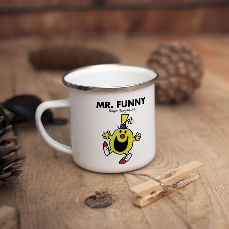 Mr. Funny Children's Mug (Lifestyle)