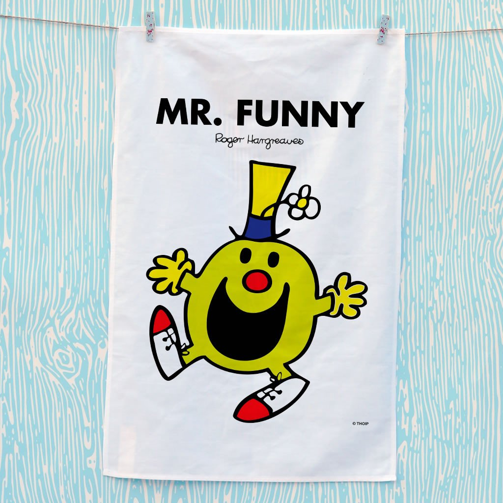 Mr. Funny Tea Towel (Lifestyle)