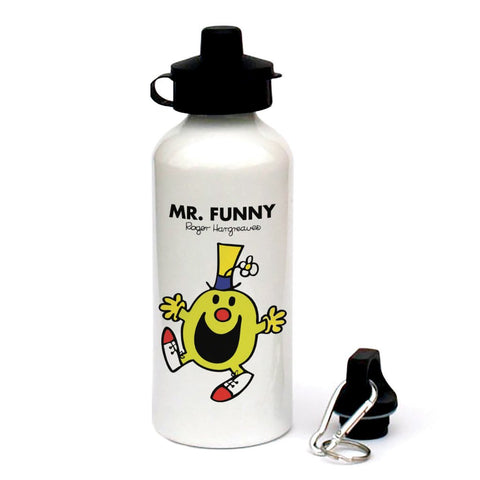 Mr. Funny Water Bottle