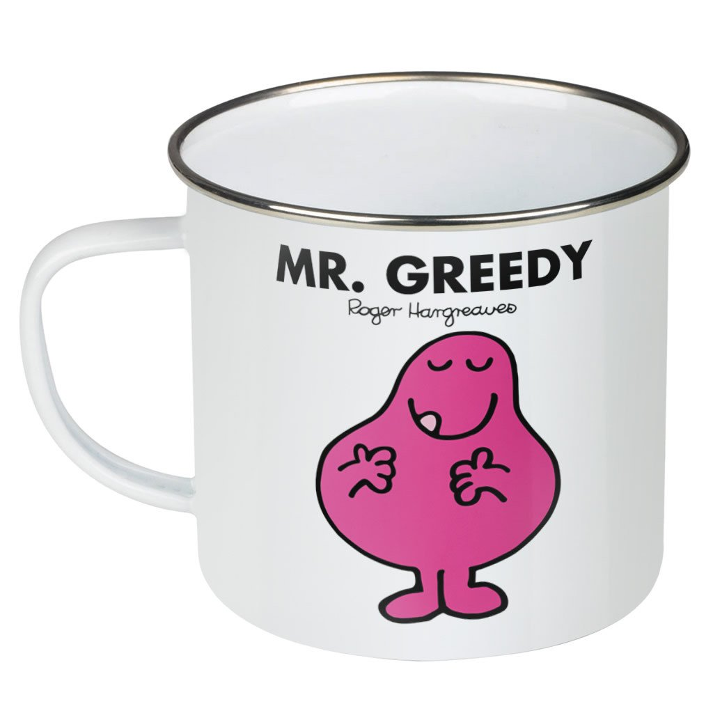 Mr. Greedy Children's Mug