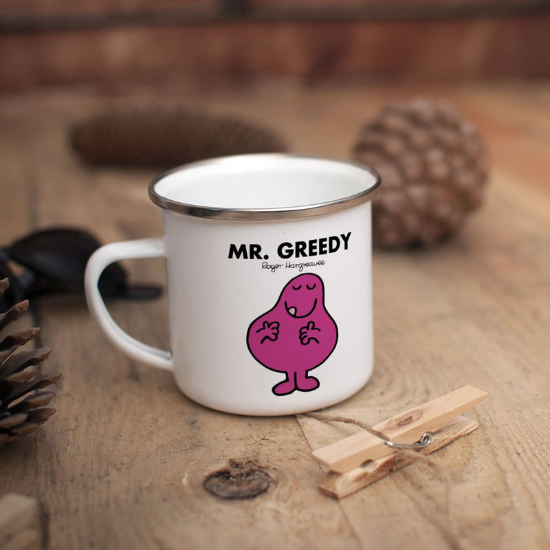 Mr. Greedy Children's Mug (Lifestyle)