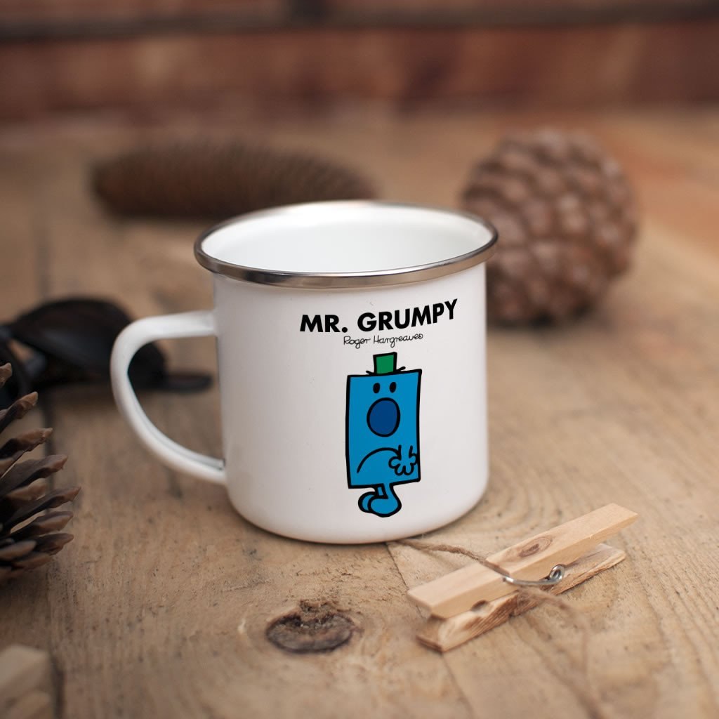 Mr. Grumpy Children's Mug (Lifestyle)
