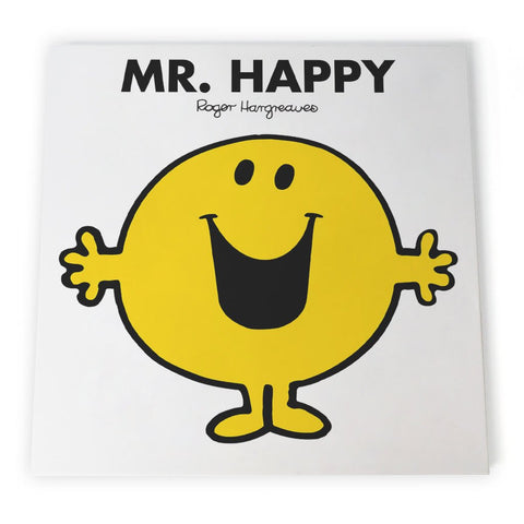Mr. Happy Canvas