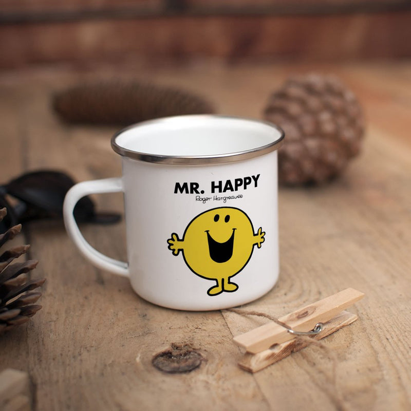 Mr. Happy Children's Mug (Lifestyle)