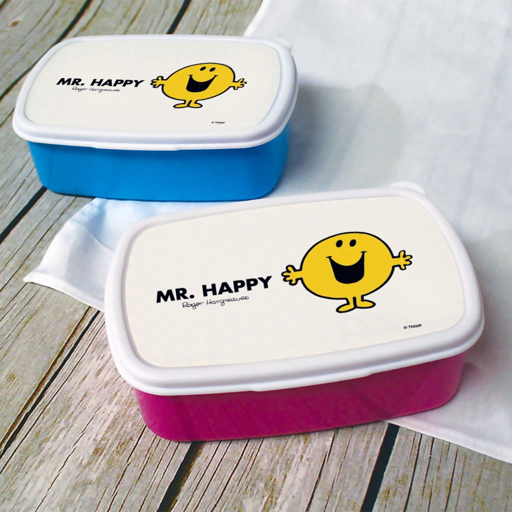 Mr. Happy Lunchbox (Lifestyle)